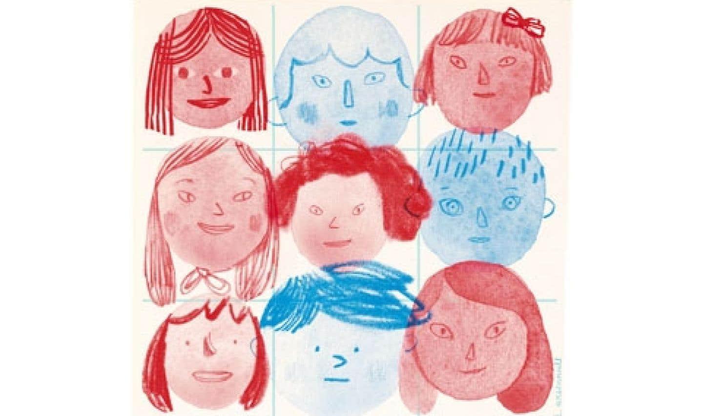 Persévérance scolaire - Décrochage: traiter garçons et filles sur un pied d'égalité