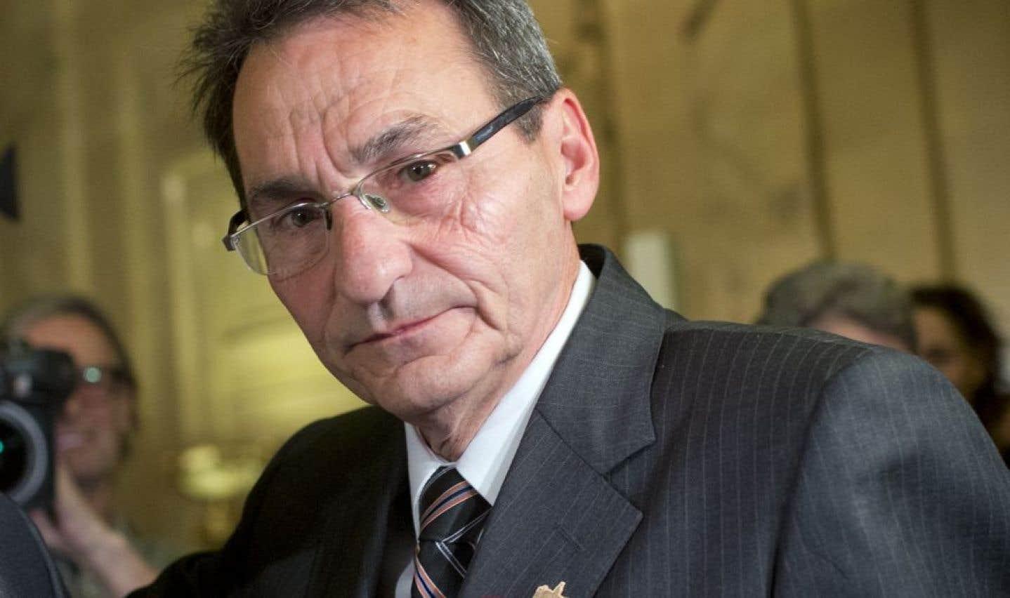Richard Bergeron cédera sa place à la tête de Projet Montréal