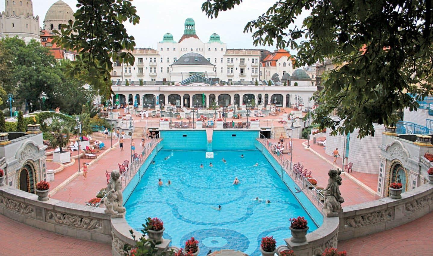 Budapest: le goût de l'eau