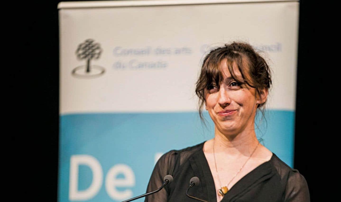Stéphanie Pelletier et Fanny Britt remportent un Prix littéraire  du Gouverneur général