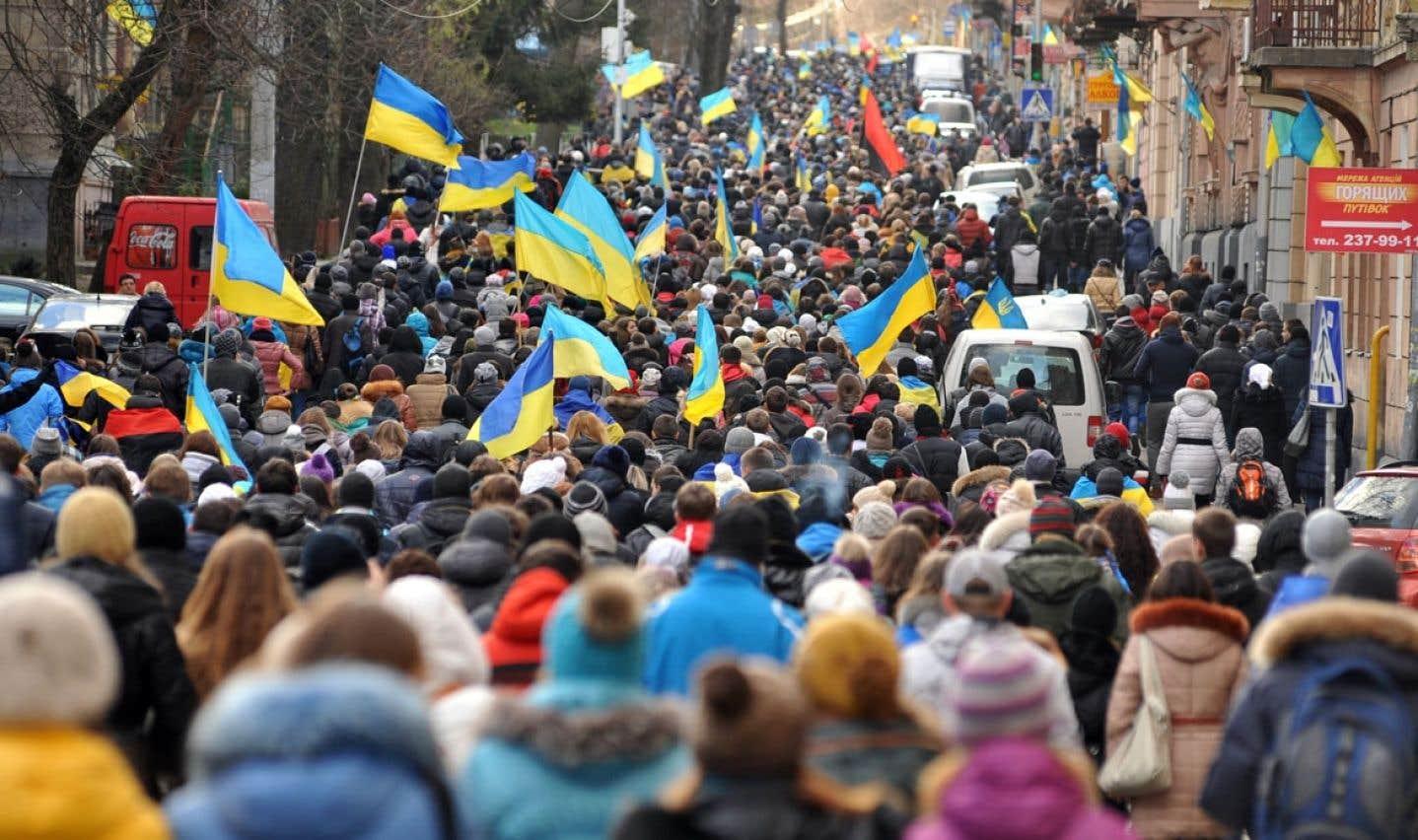 Ukraine - Le jeu de Moscou