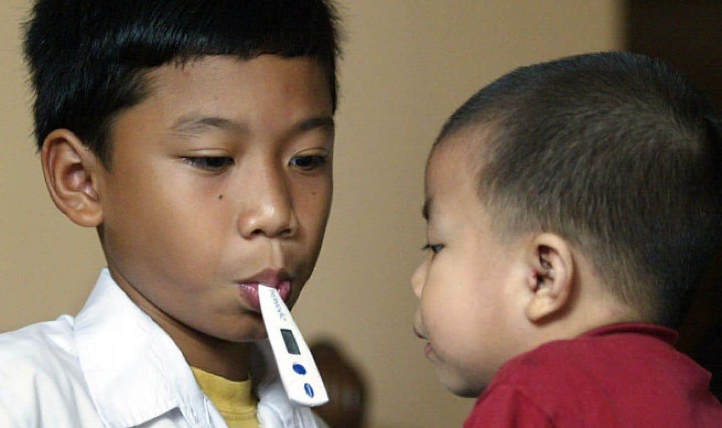 Les médicaments contre la fièvre favorisent la propagation de la grippe