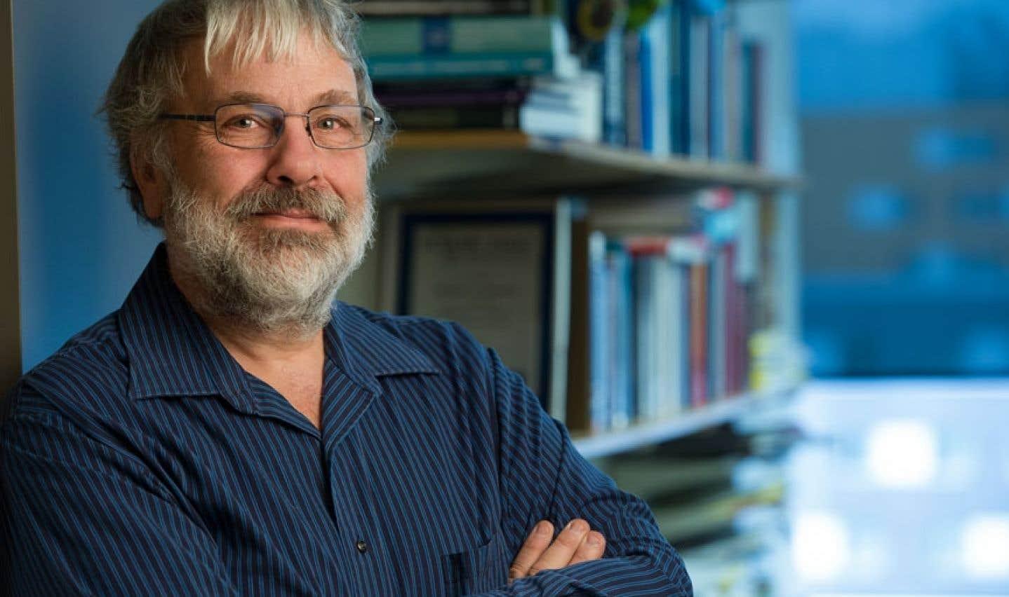 Robert Sabourin, directeur du LIVIA