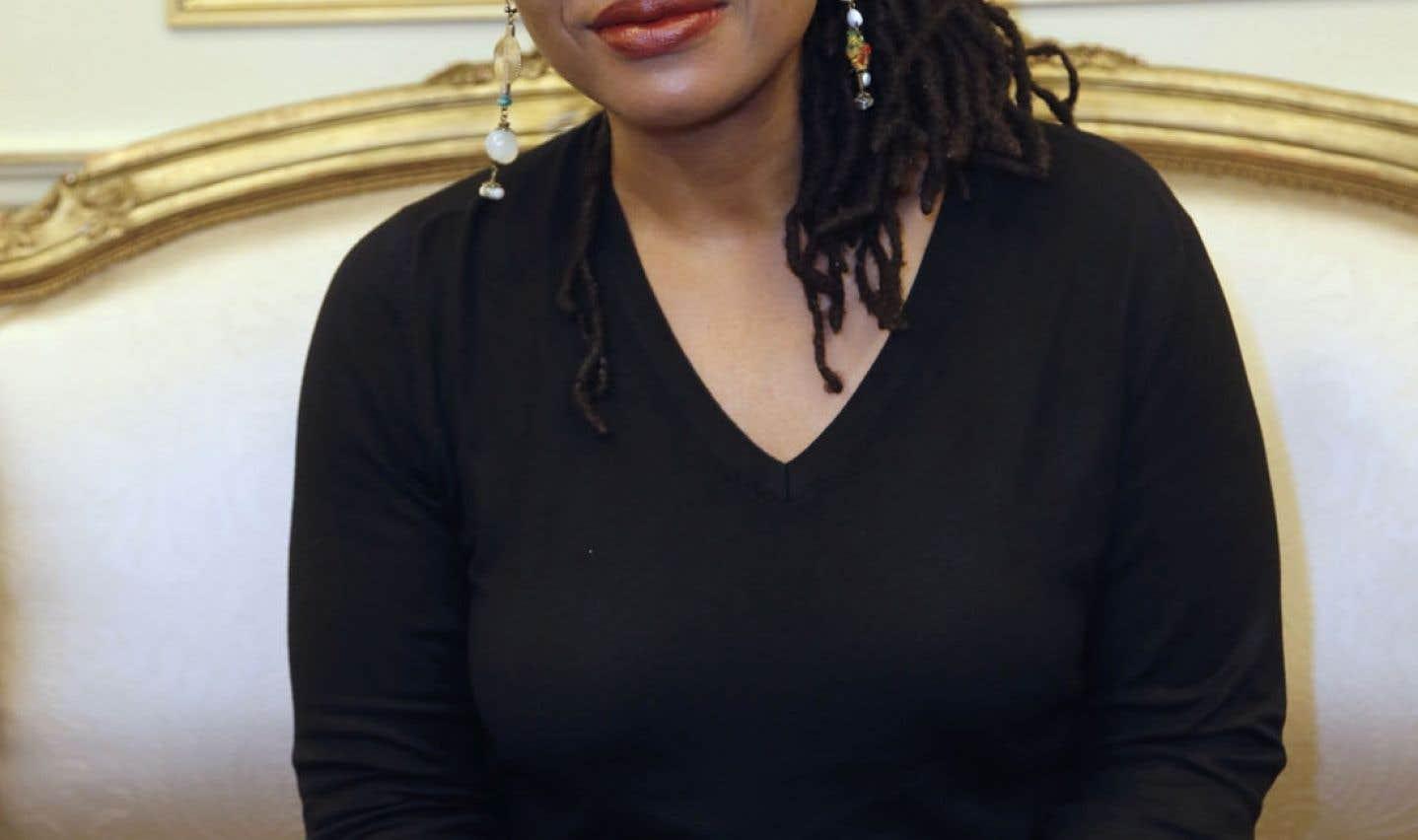 Léonora Miano, d'origine camerounaise, était en 2013 la première lauréate africaine du prix Femina.