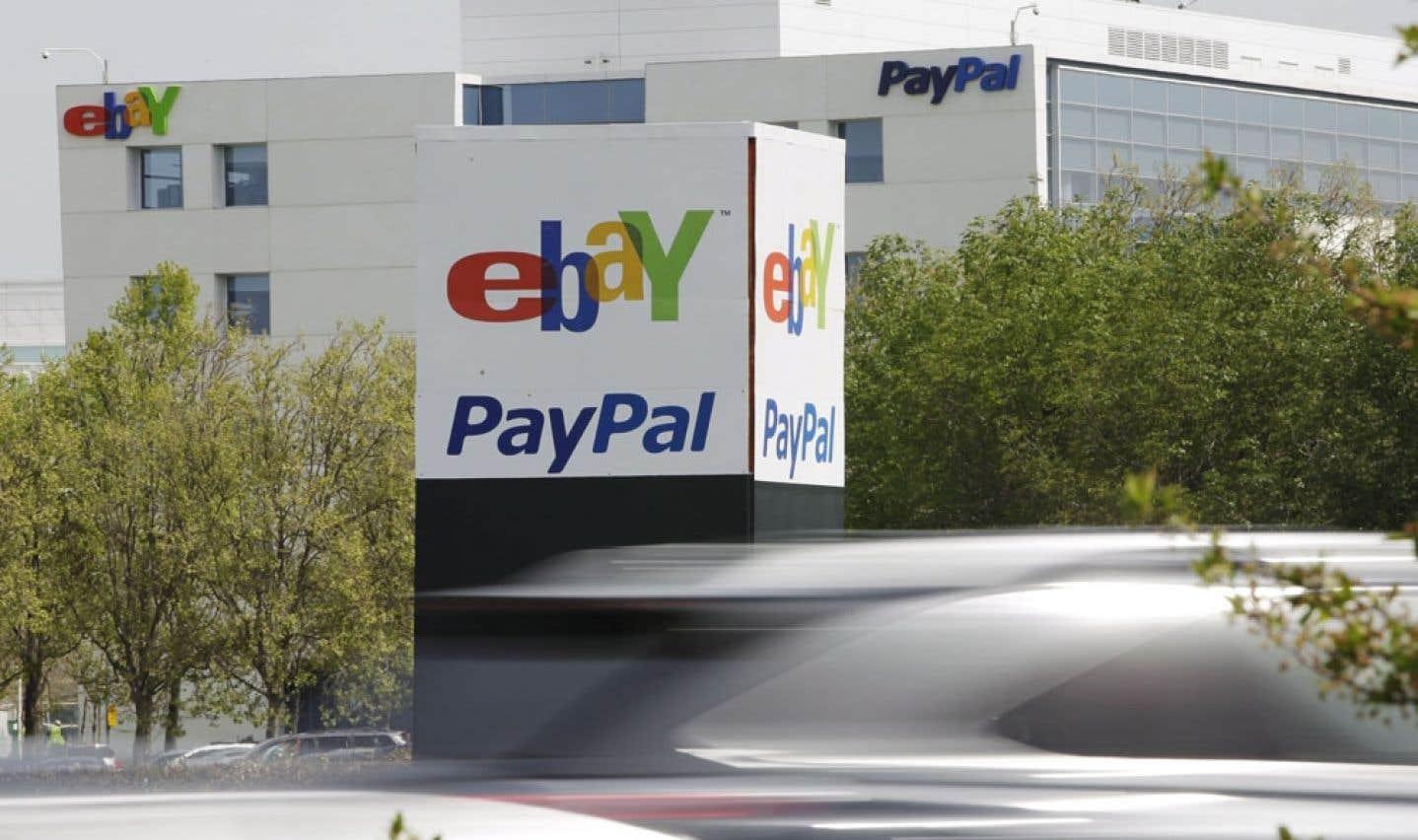 eBay résiste aux coups de boutoir de l'actionnaire Icahn