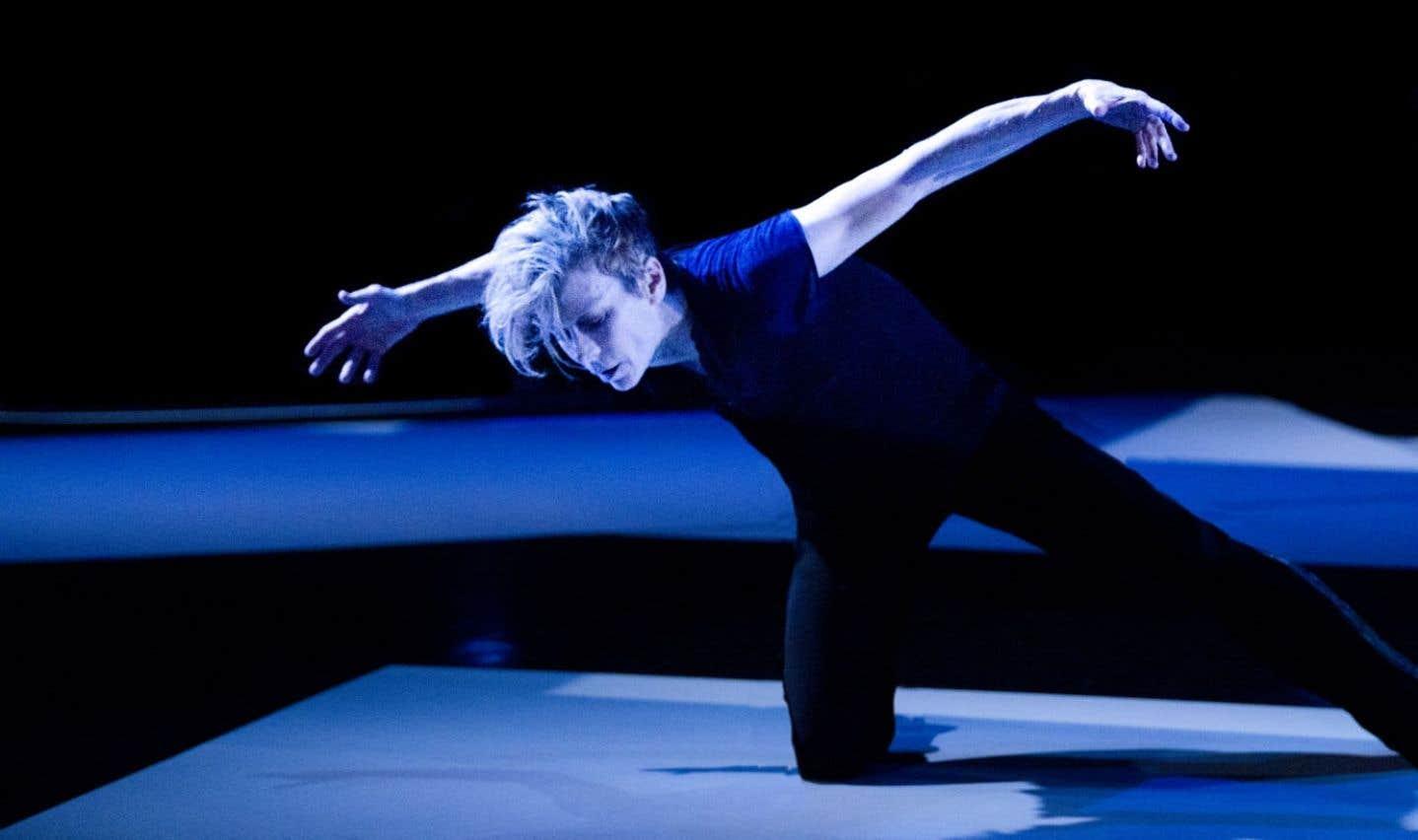 So Blue, une création de Louise Lecavalier