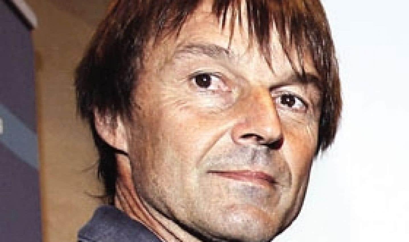 Nicolas Hulot, le trublion vert