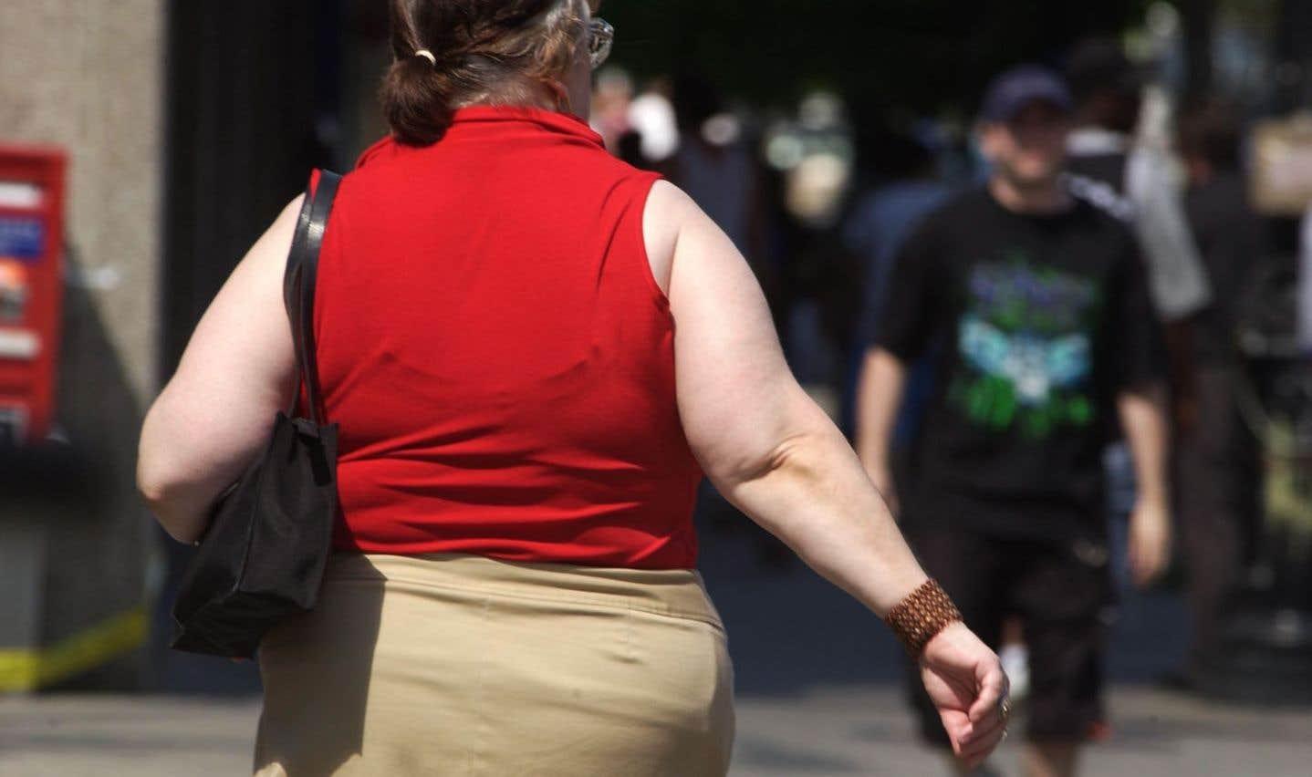 Le taux de surpoids de la population canadienne serait stable depuis 2003, alors que le taux d'obésité est passé de 15,3% à 18,4%.