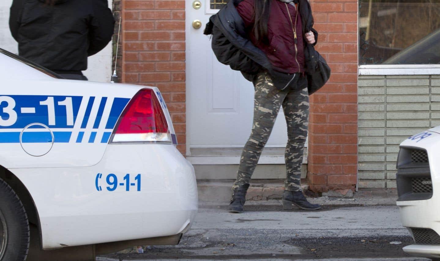 Ottawa criminalise la prostitution
