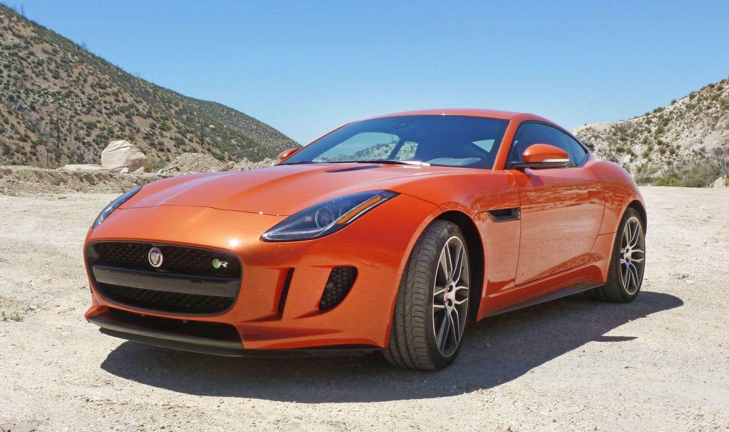 Le lancement, l'année dernière, de la F-Type a contribué à galvaniser les ventes de la marque Jaguar. La nouvelle venue est la première véritable sportive de Jaguar depuis la légendaire XK-E (ou Type E) des années 60.