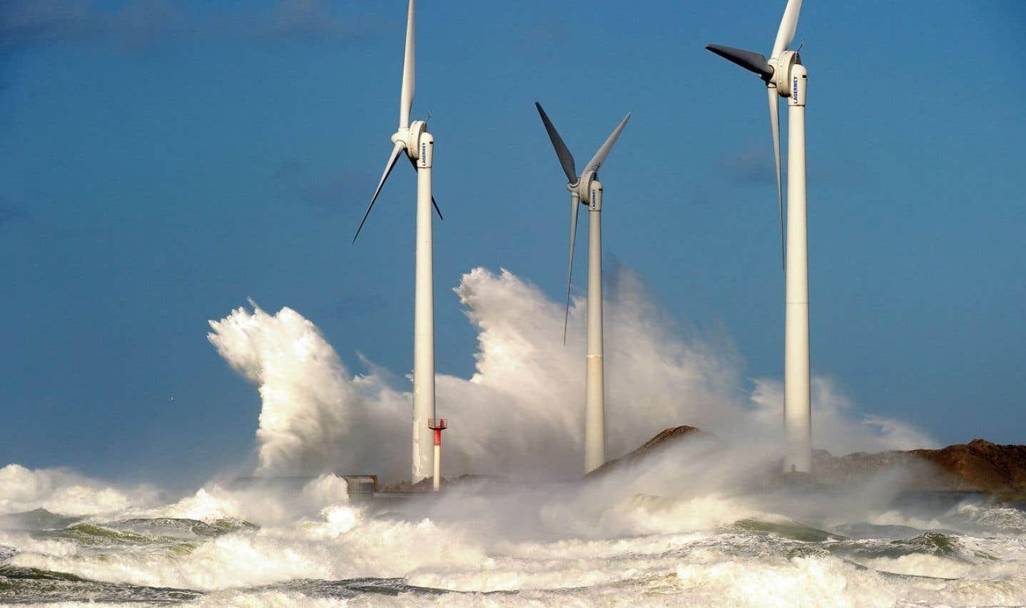 Le vent tourne en faveur de l'énergie renouvelable