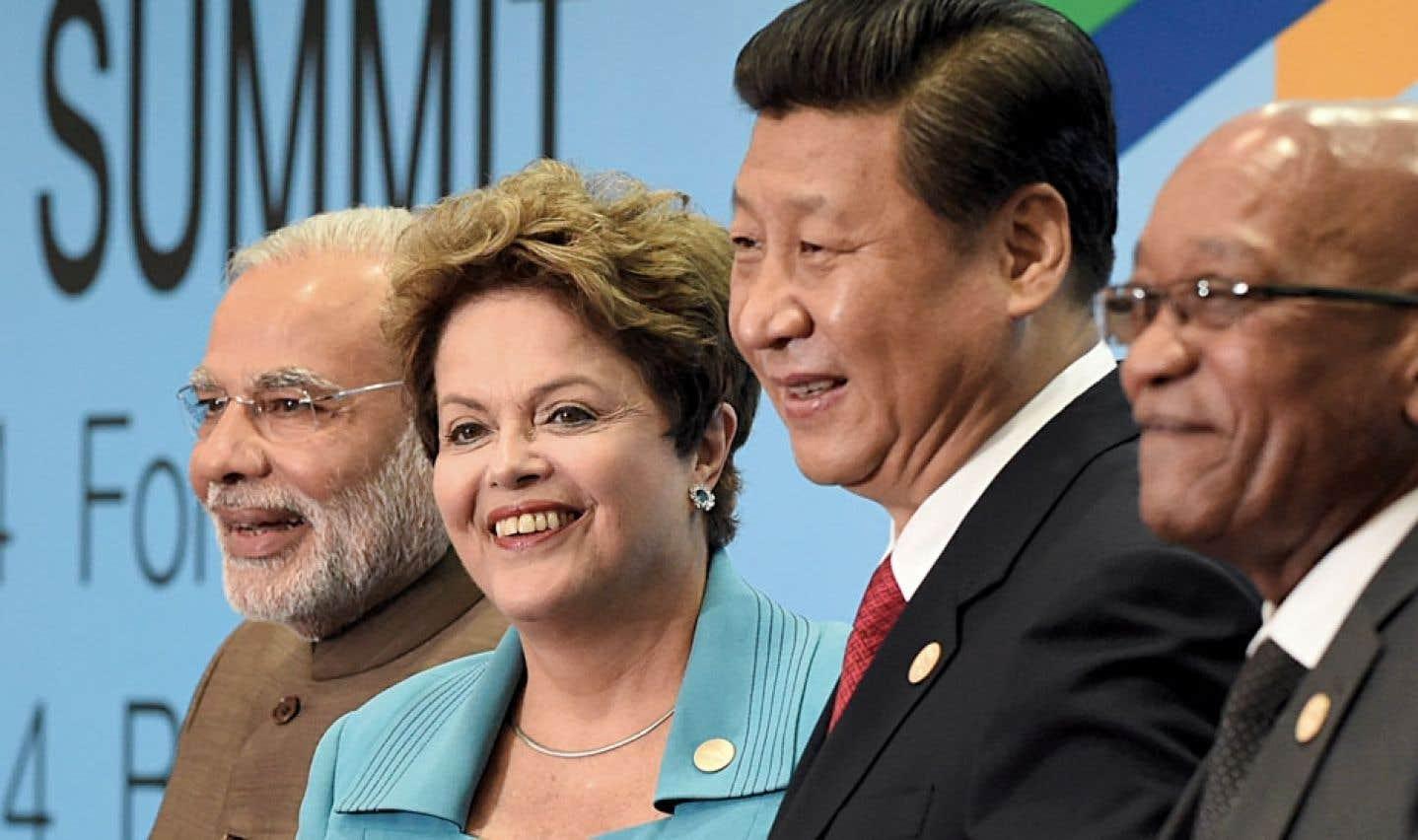 Les BRICS créent leur banque