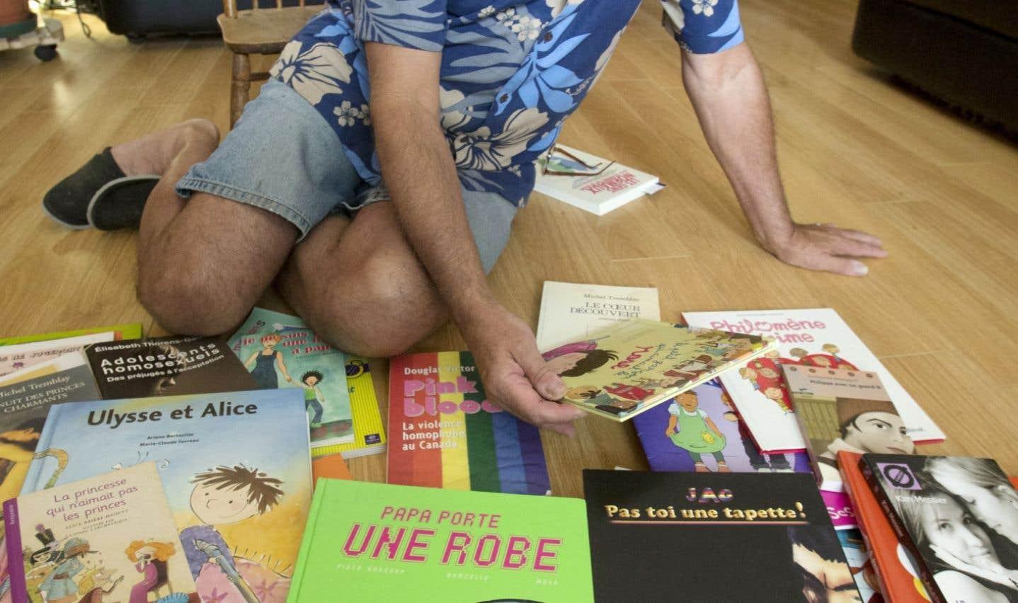 Lectures LGBT pour les écoliers
