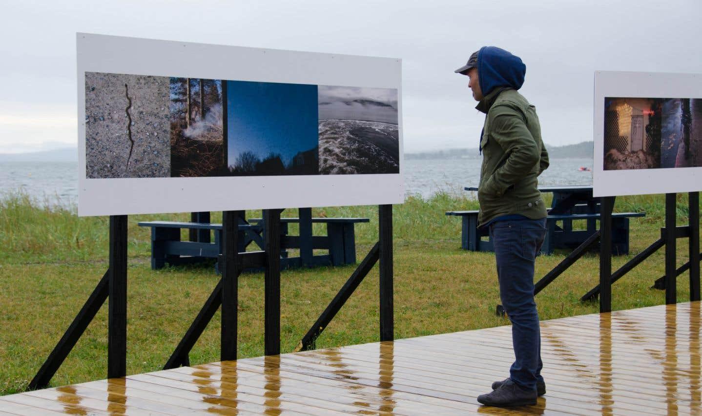 Tournée de photographes en Gaspésie