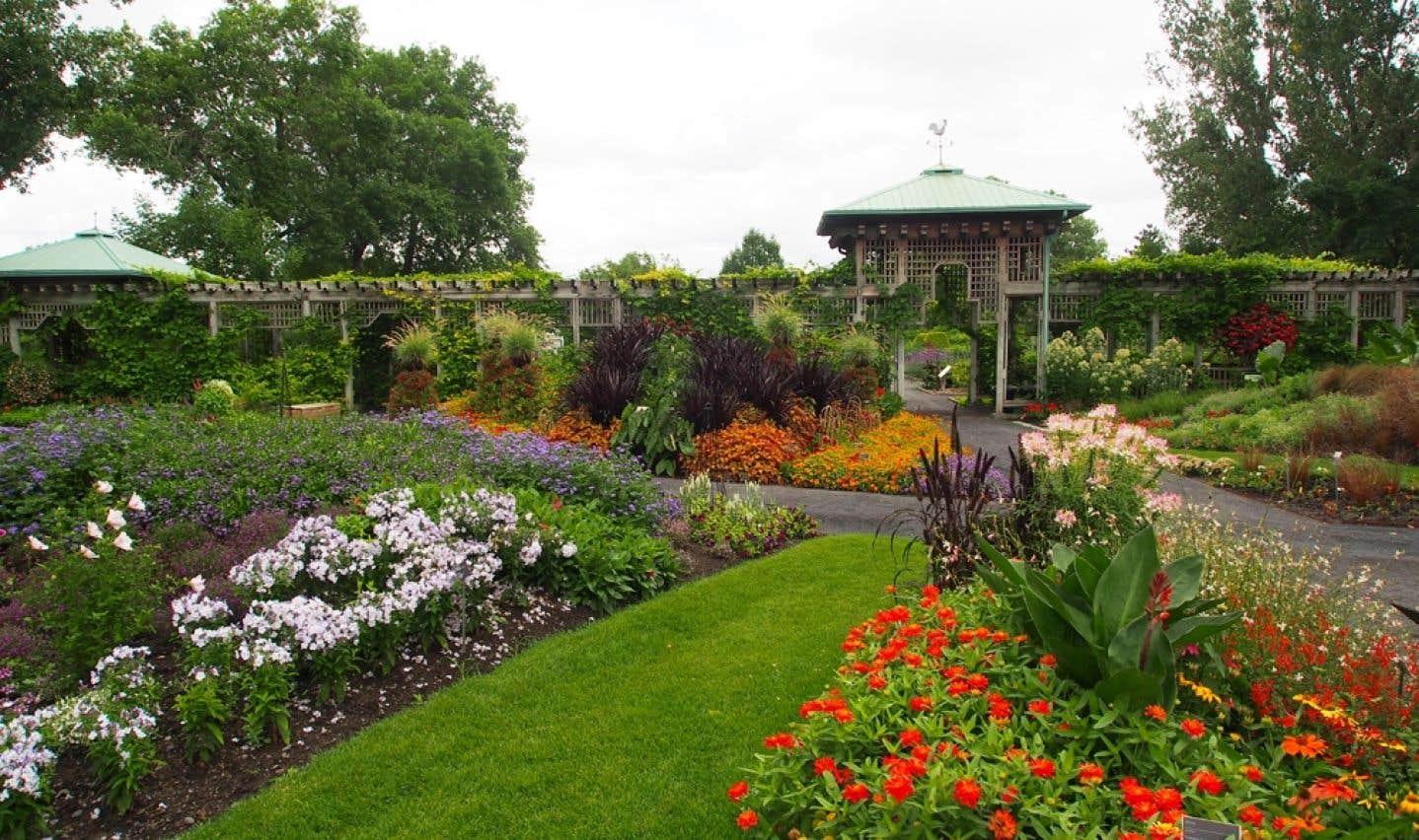 Complètement redessiné, le Jardin des nouveautés, au Jardin botanique de Montréal, prend des airs de liberté et de quiétude.