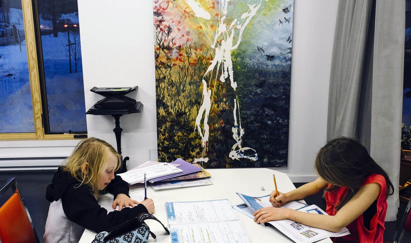 Un nouveau projet-pilote supprime les devoirs au primaire