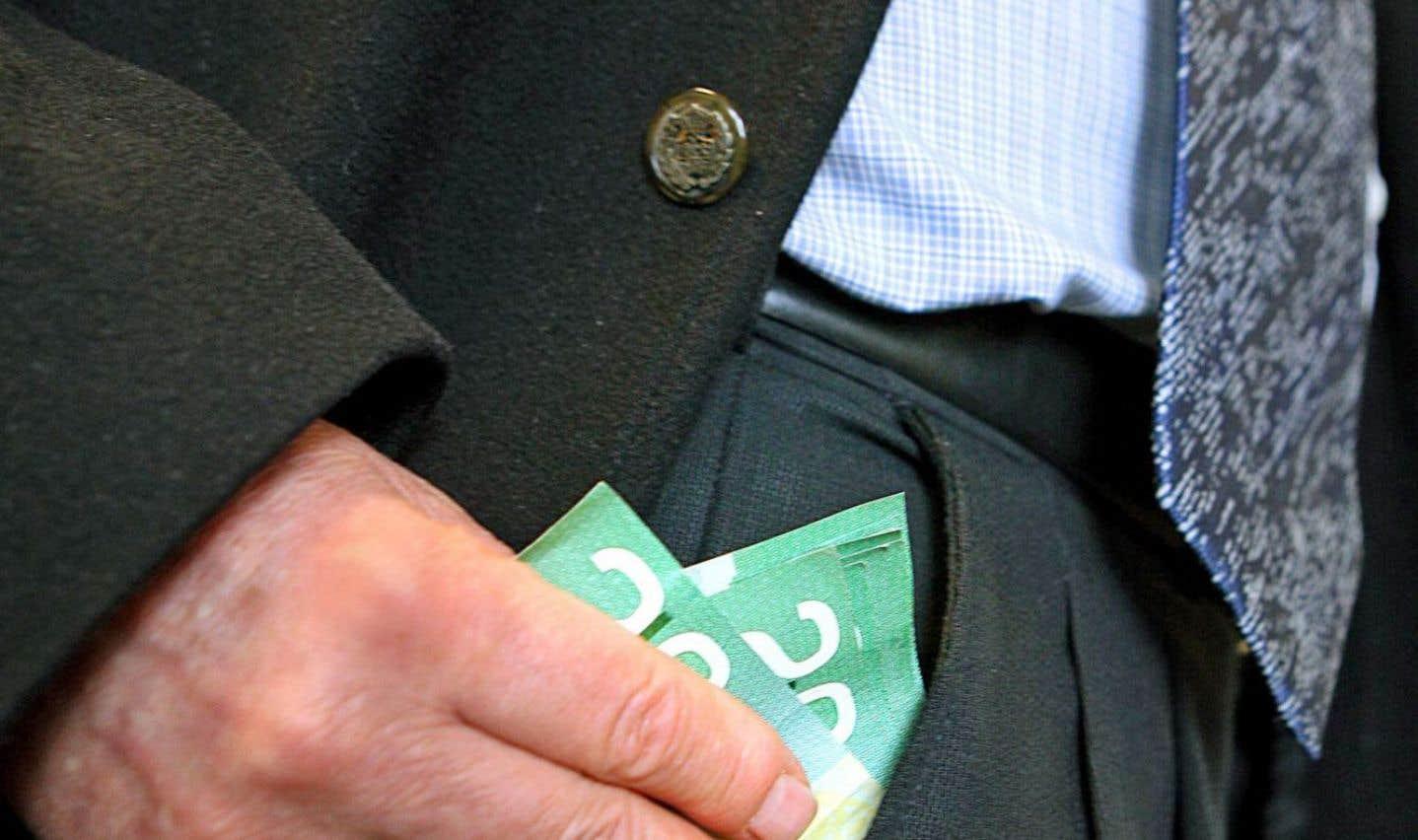 L'argent ne fait que transiter par les poches des Québécois