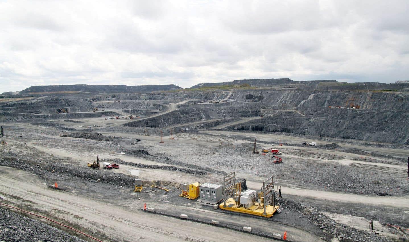 Le BAPE juge «acceptable» la plus grosse mine à ciel ouvert du Canada