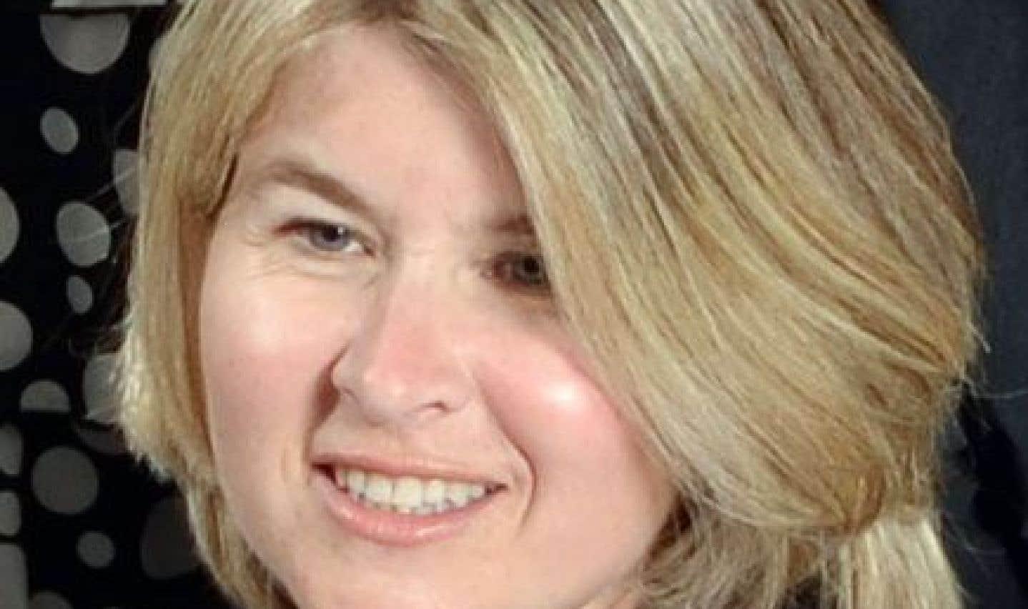 L'orthopédagogue et première répondante à l'Association québécoise des troubles d'apprentissage (AQETA), Annie Parenteau