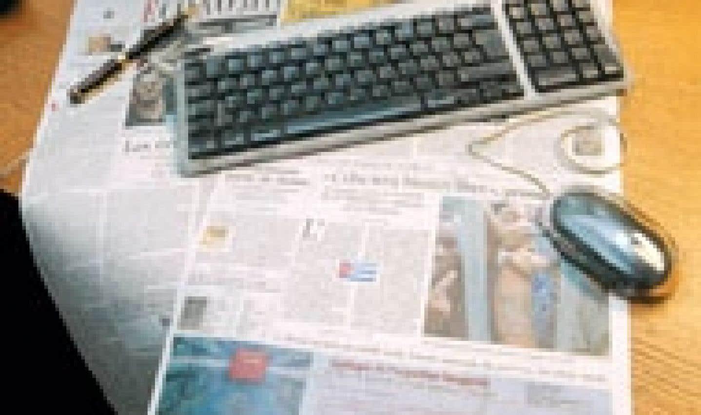 Le Devoir - Rapport annuel 2004