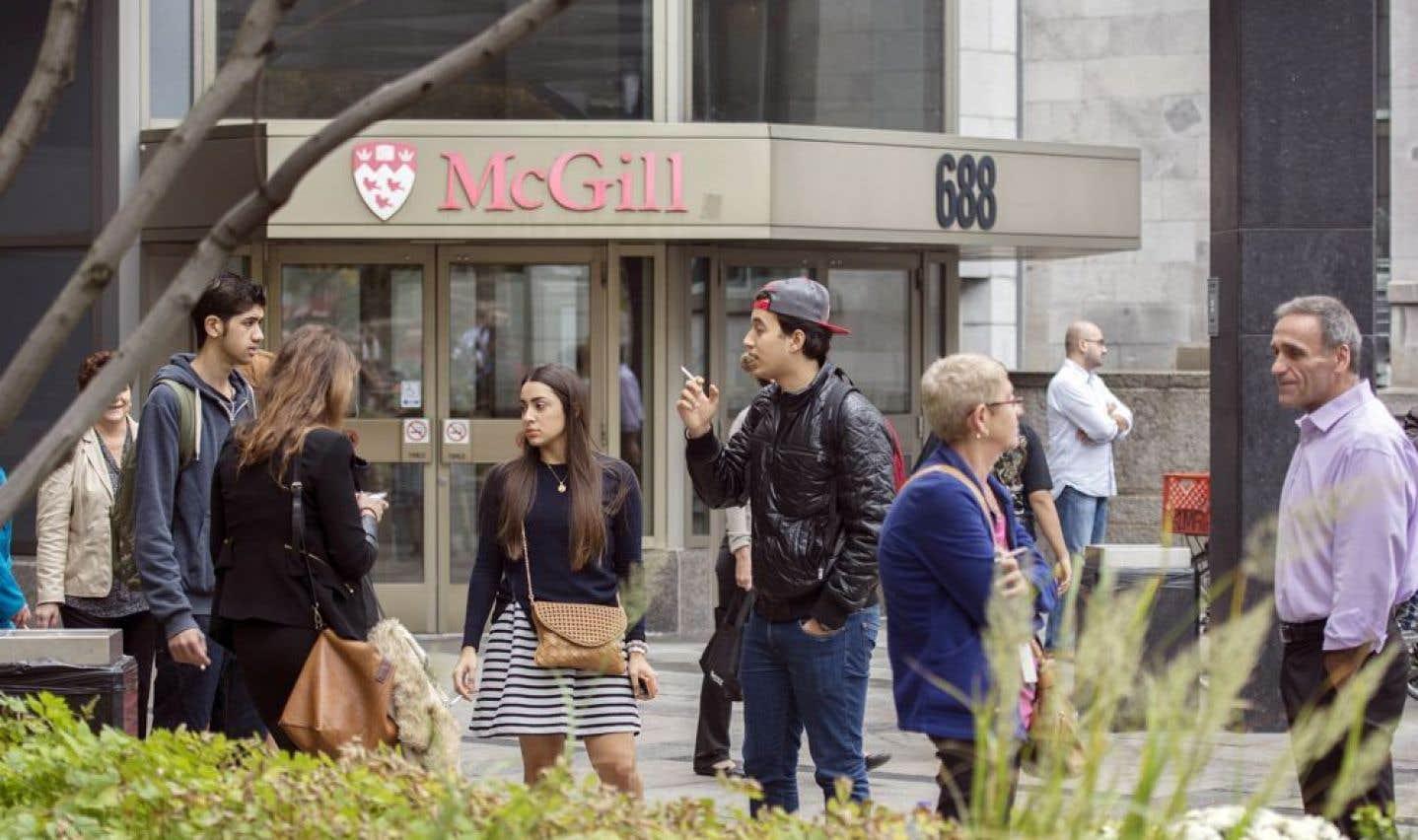 Une attaque contre l'université, selon la FEUQ