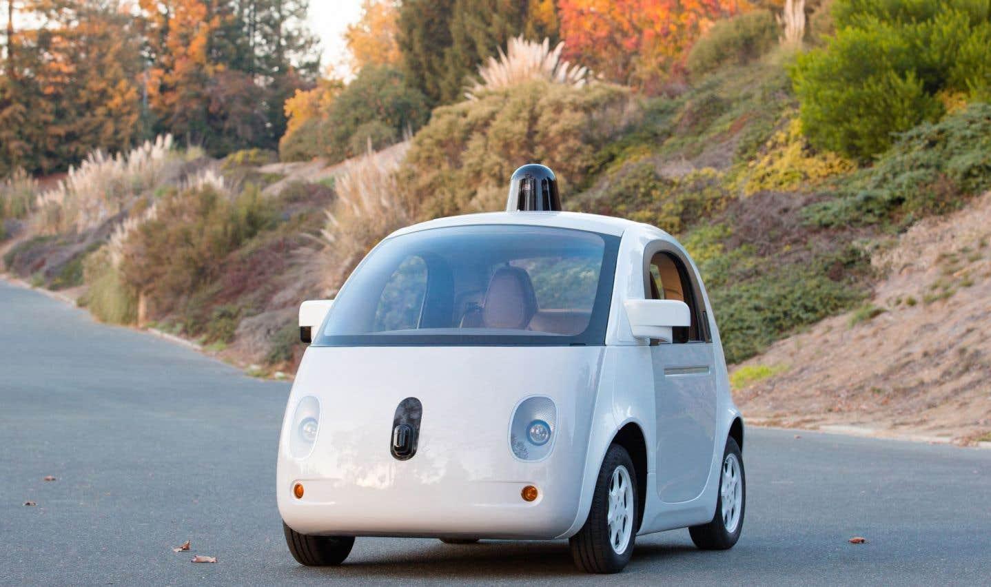 L'auto-robot: de la fiction à l'autoroute 10