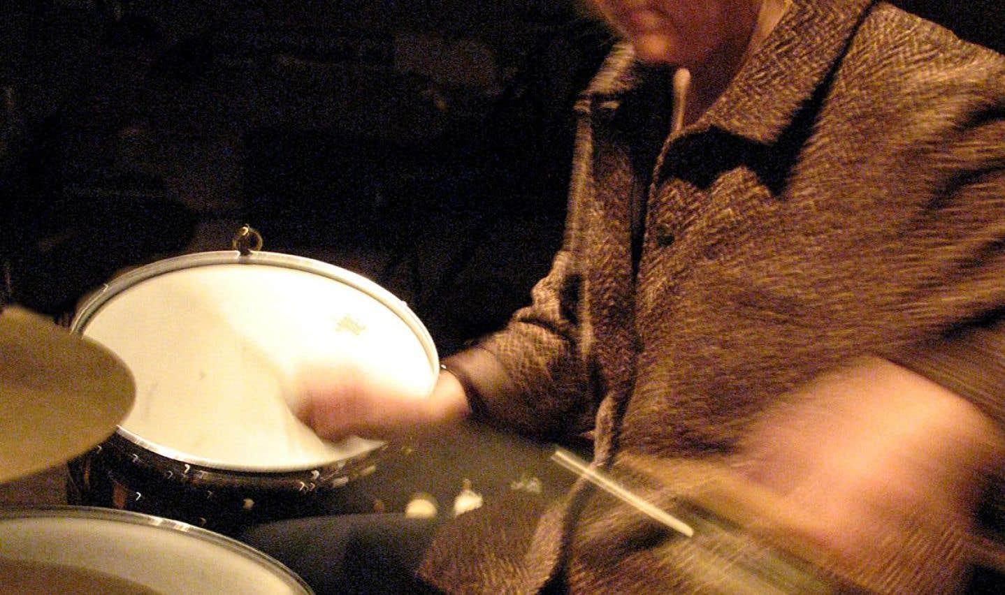 La compositrice, percussionniste et improvisatrice Danielle Palardy-Roger
