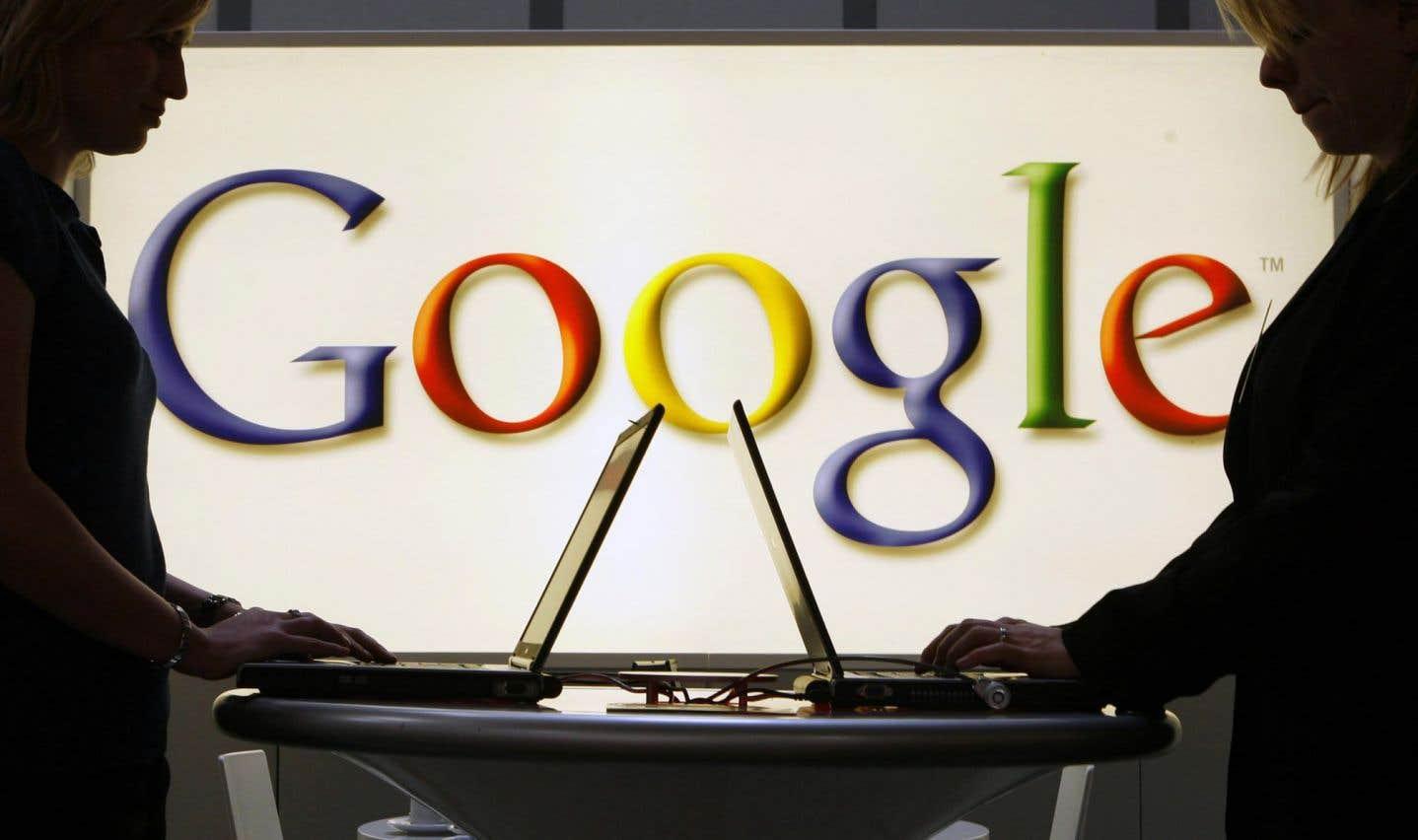 WikiLeaks trahi par Google