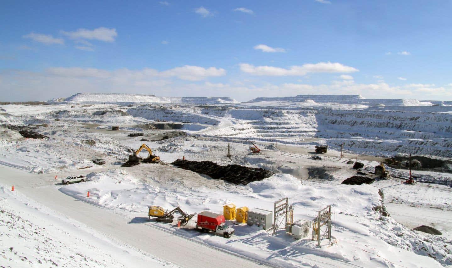 Québec rétablit l'opacité minière