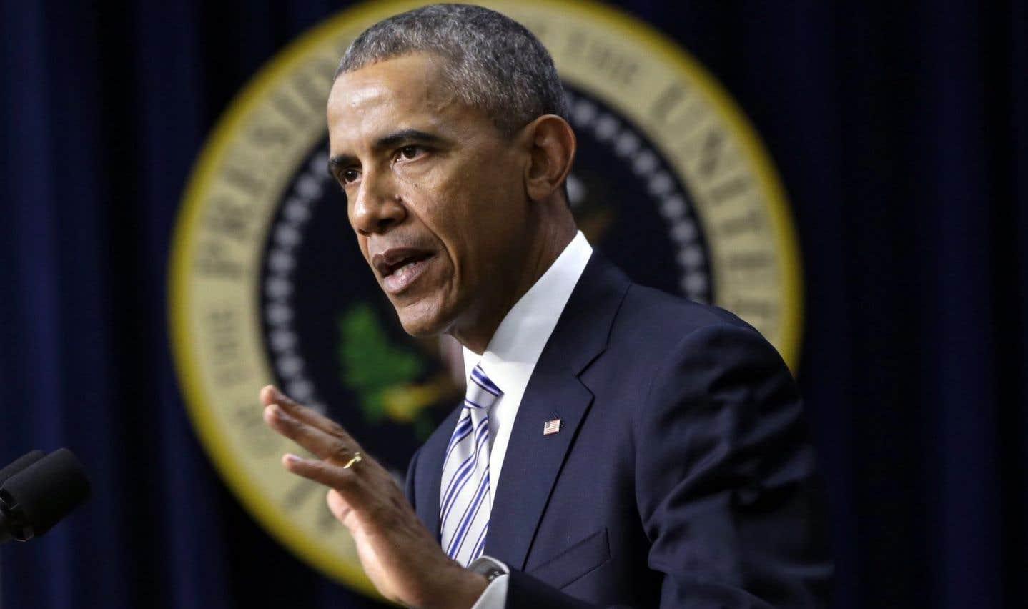Obama dit non à Keystone XL