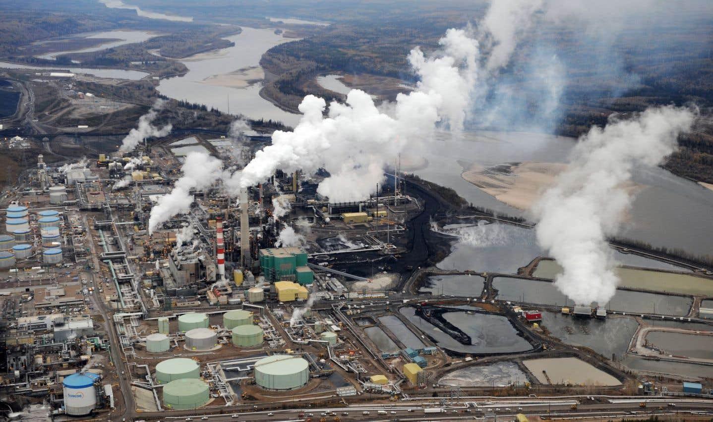 Les sables bitumineux condamnent le Canada à l'échec