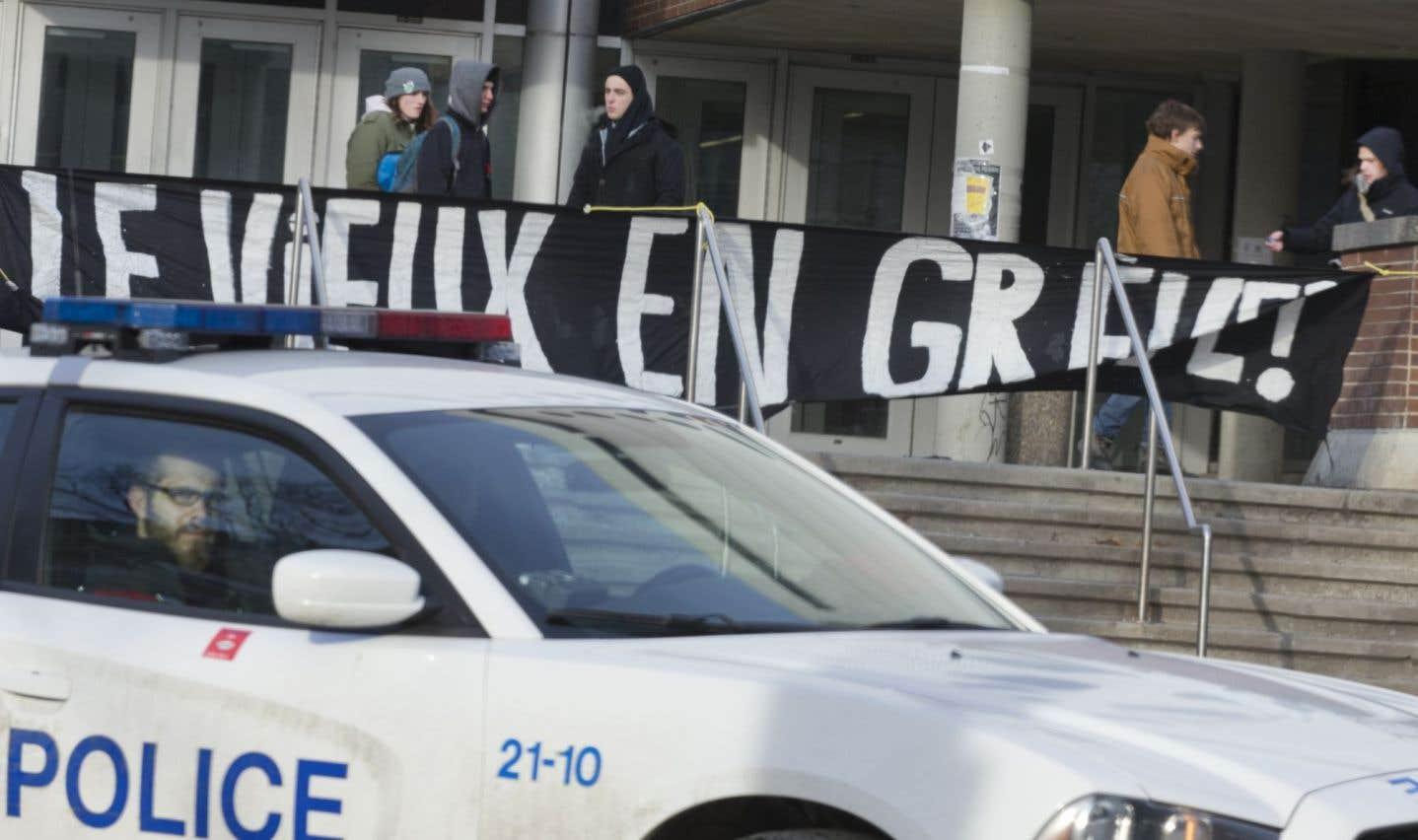 Nouveau vote de grève au cégep du Vieux-Montréal