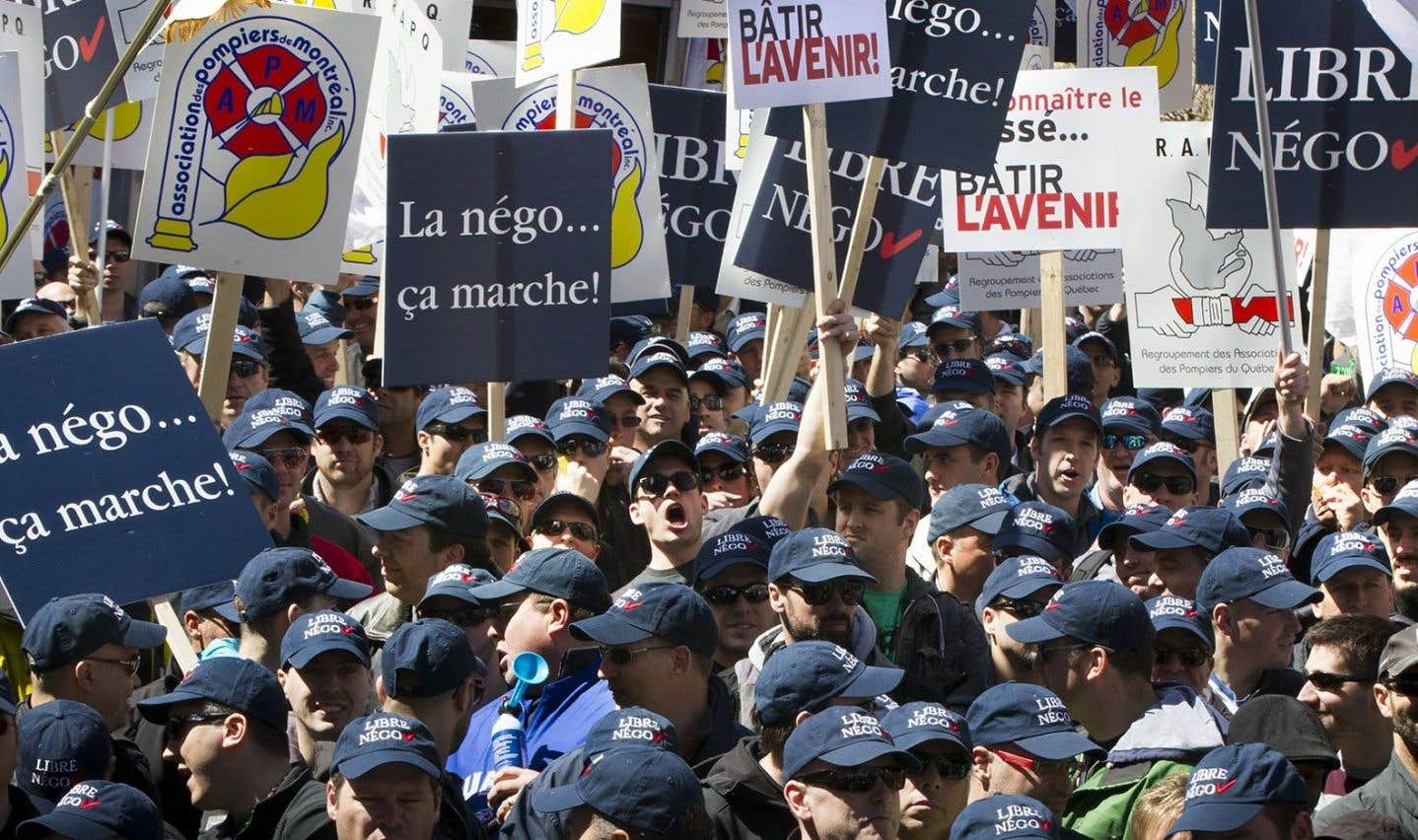 Le processus de négociation actuel est défaillant, estime un spécialiste en relations industrielles, Jean-Noël Grenier, puisque, depuis des décennies, les syndicats sont systématiquement amenés à faire des concessions.