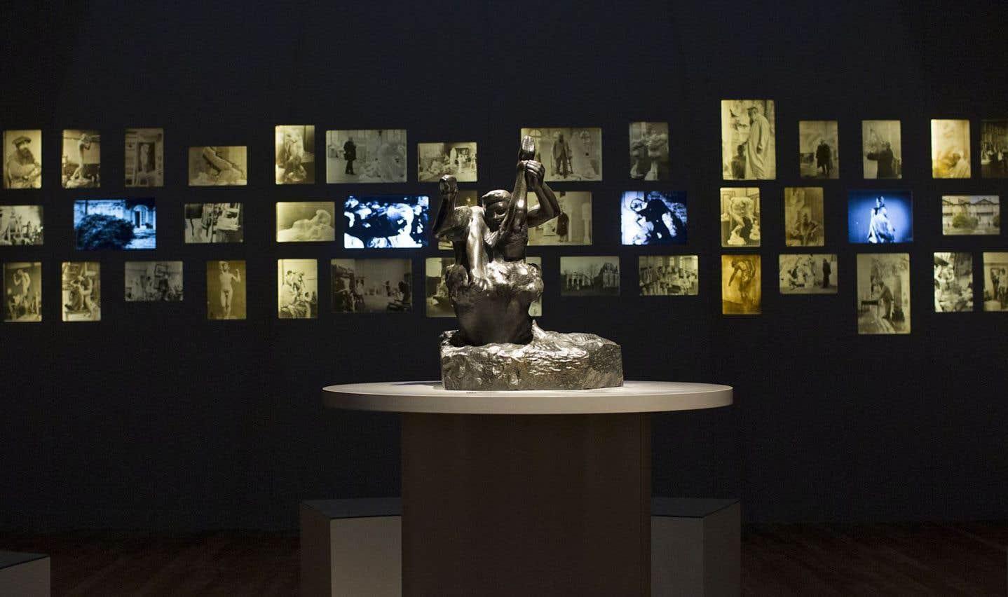 Les mains de Rodin