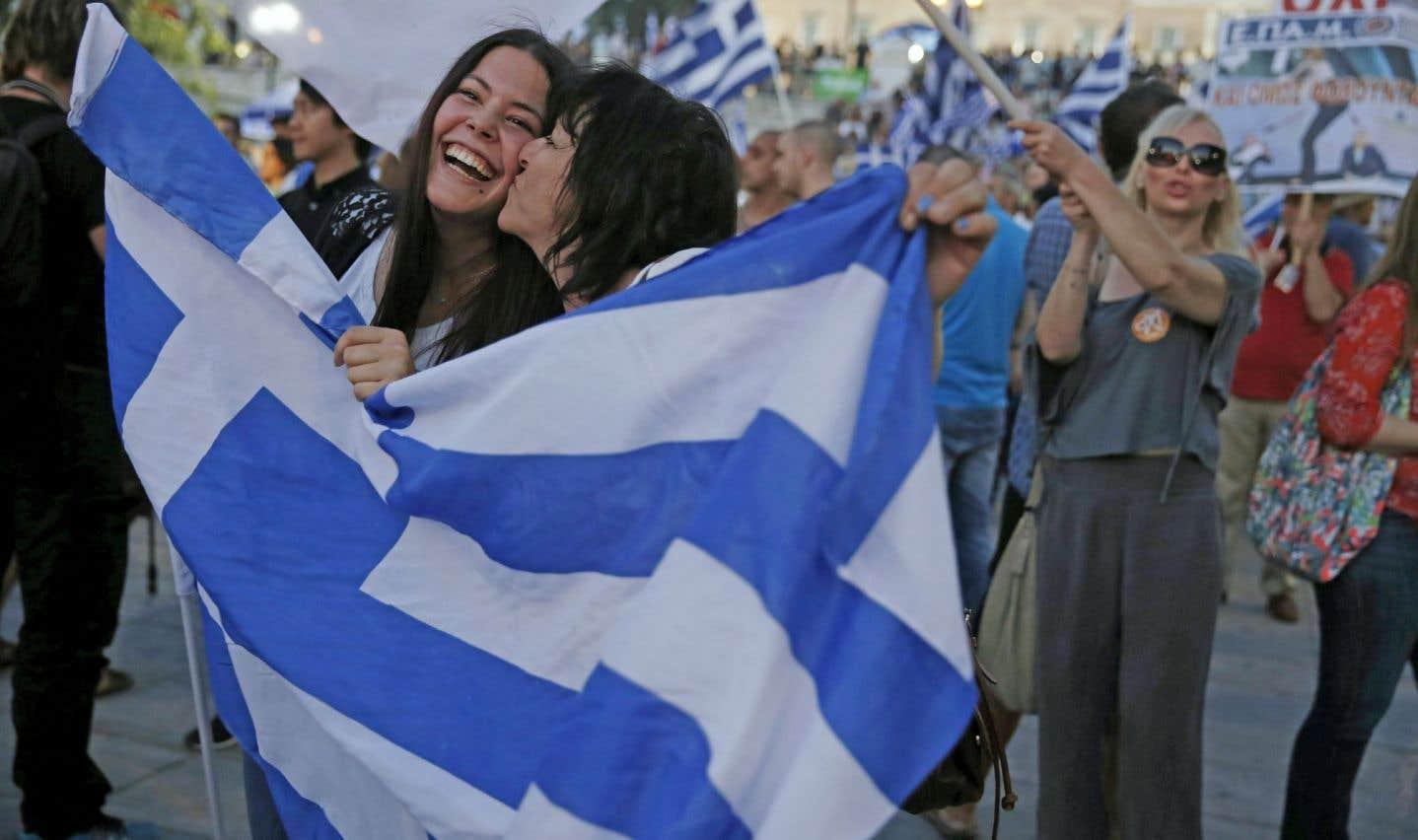 La Grèce défie l'Europe