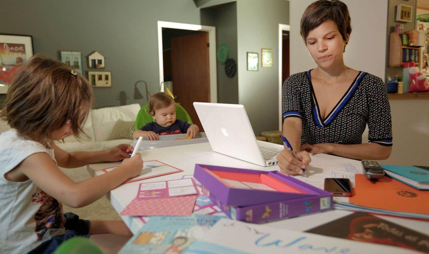 Québec lance une norme «conciliation travail famille» le devoir