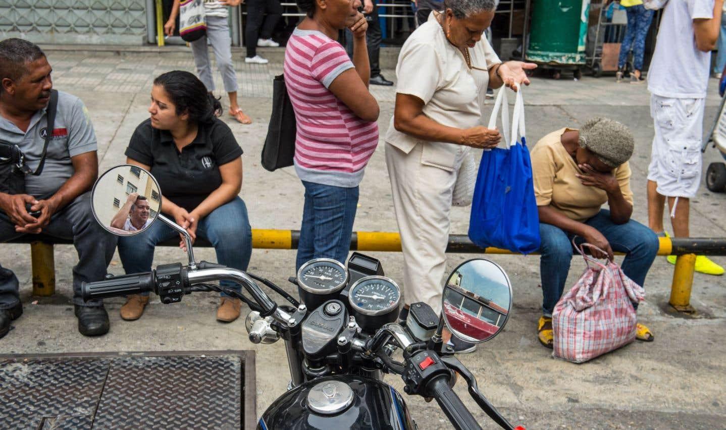 Un drame humanitaire guette le Venezuela