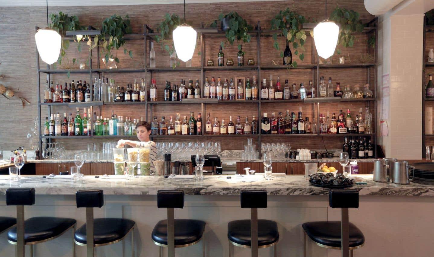 Jatoba: manger chic au centre-ville de Montréal