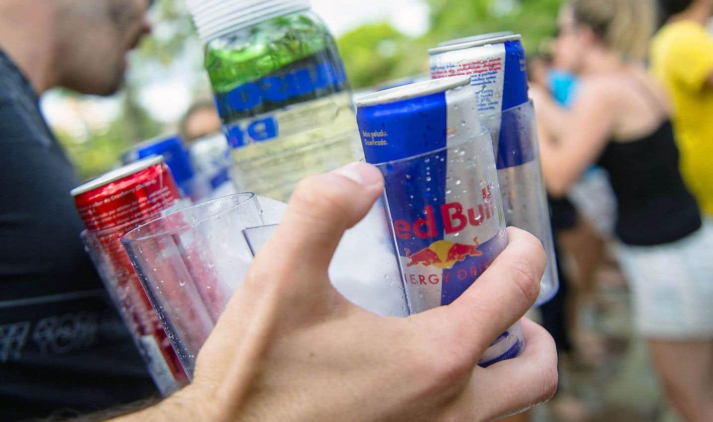 Jeunes: la CAQ veut interdire les boissons énergisantes