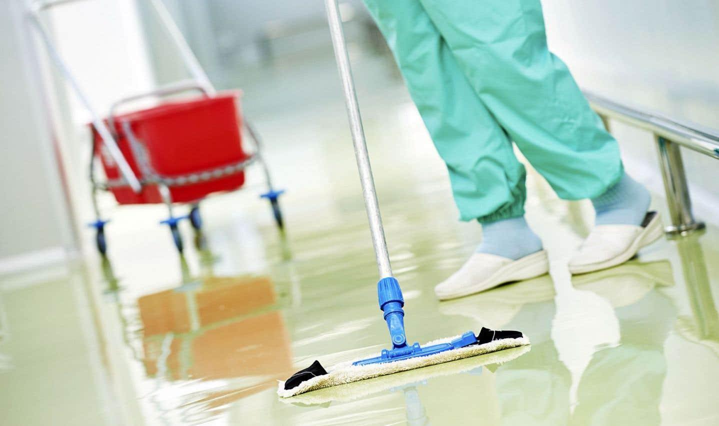 Les périsoignants représentent le personnel paratechnique (les préposés aux bénéficiaires et à l'entretien ménager, les cuisiniers et les pâtissiers, les électriciens et les mécaniciens), les employés de bureau, les techniciens et les professionnels de la santé et des services sociaux