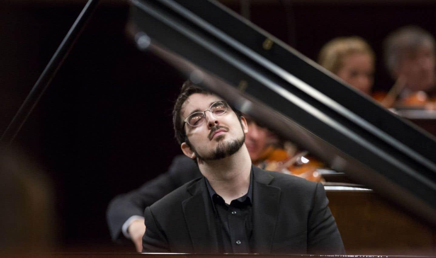 Charles Richard-Hamelin primé au Concours Chopin
