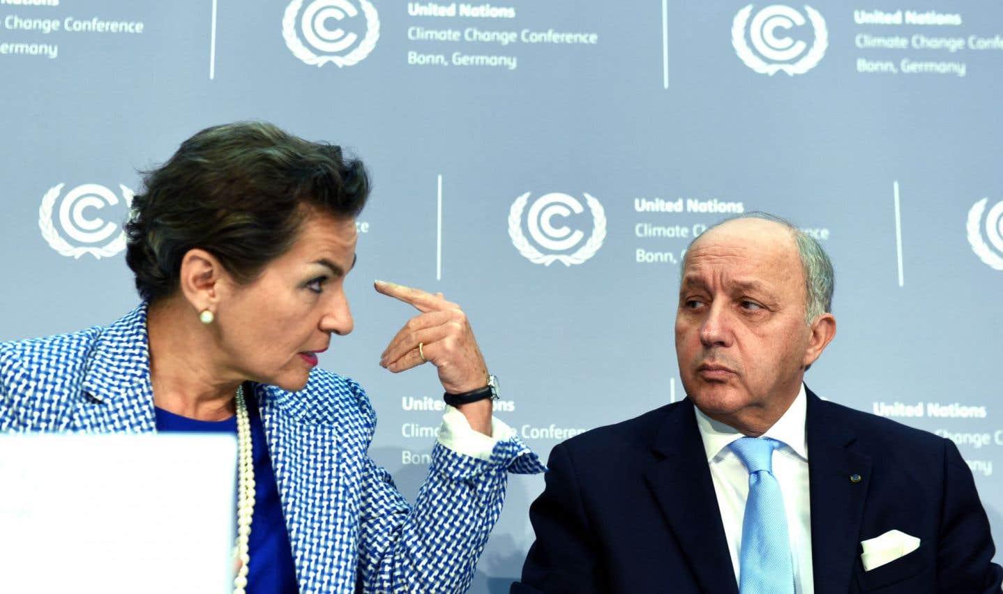 À Bonn, semaine décisive pour la COP21