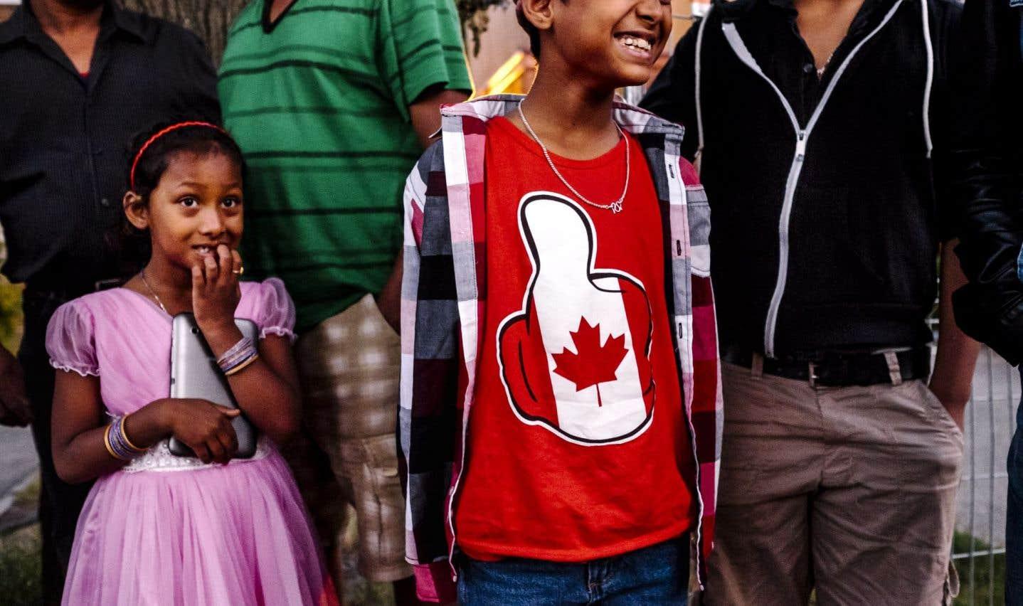 Exode canadien pour les réfugiés de Québec