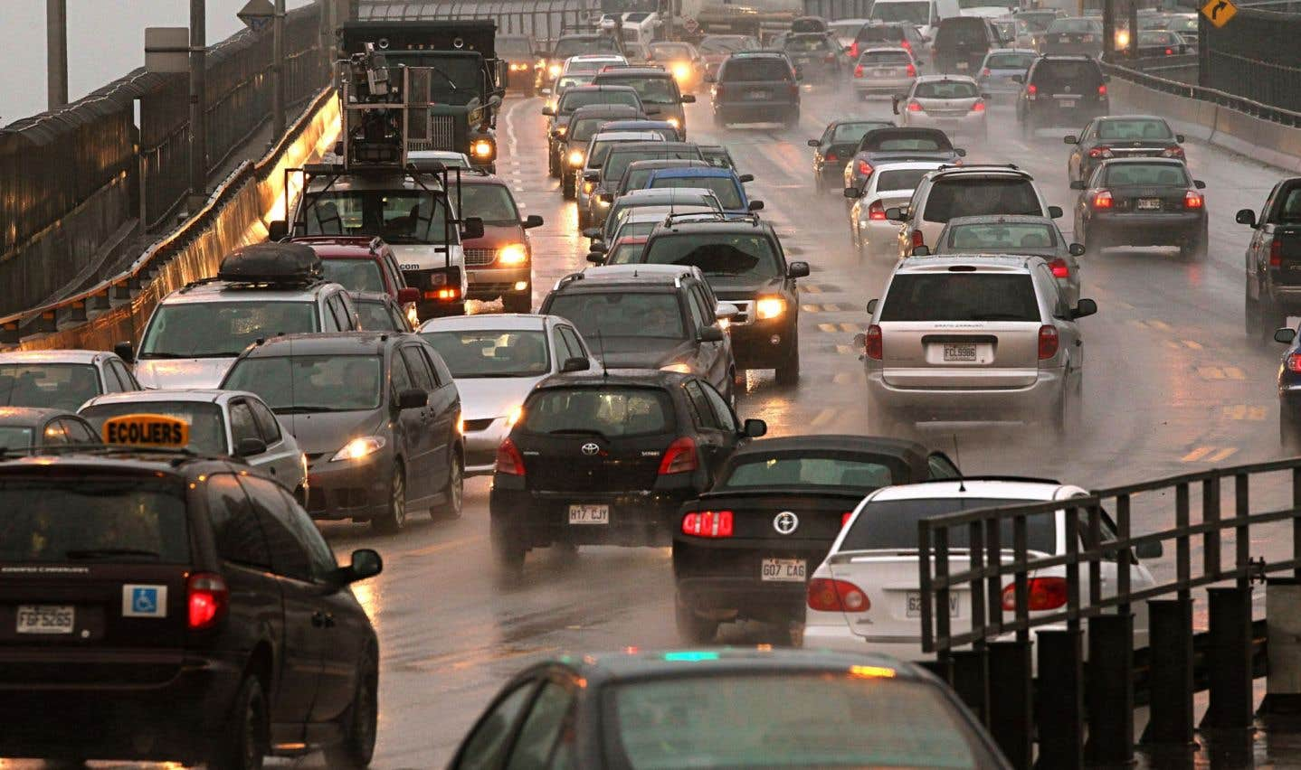 La congestion nous coûte annuellement autour de 2 milliards