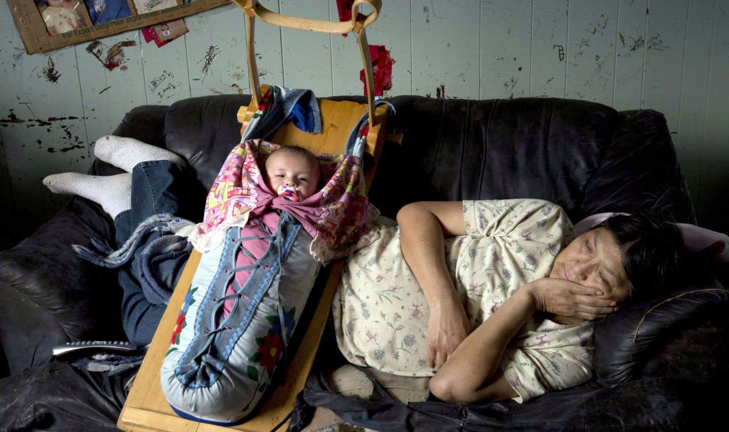 La mortalité infantile est plus élevée dans les communautés autochtones