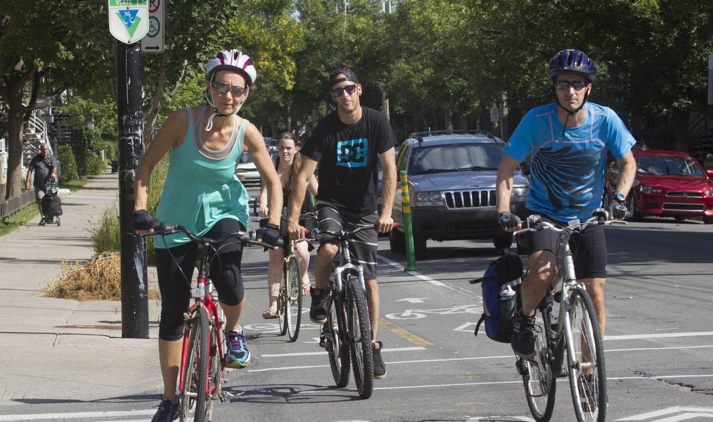 Imposer le casque de vélo ne réduit pas les blessures