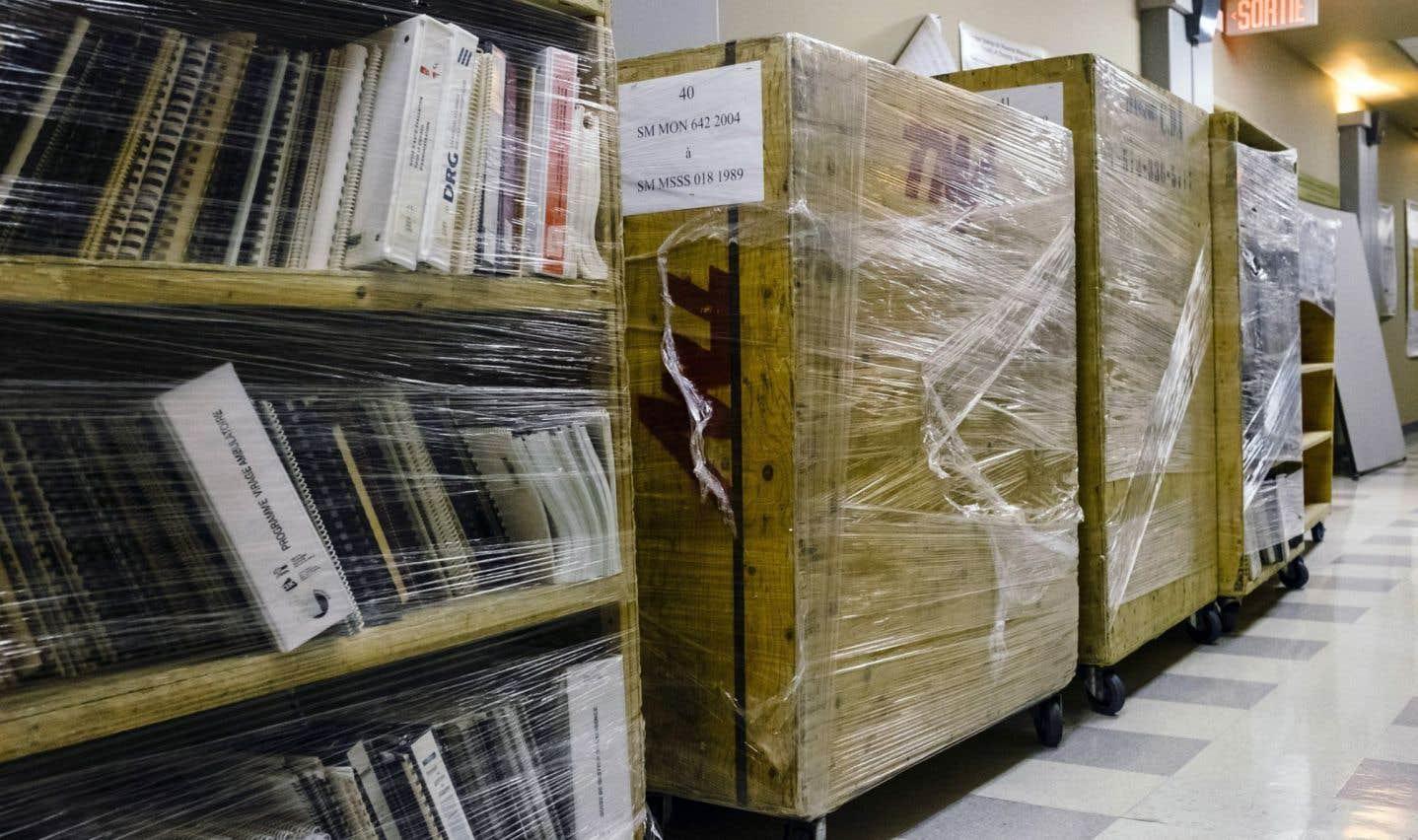 Une demeure pour la bibliothèque du ministère de la Santé