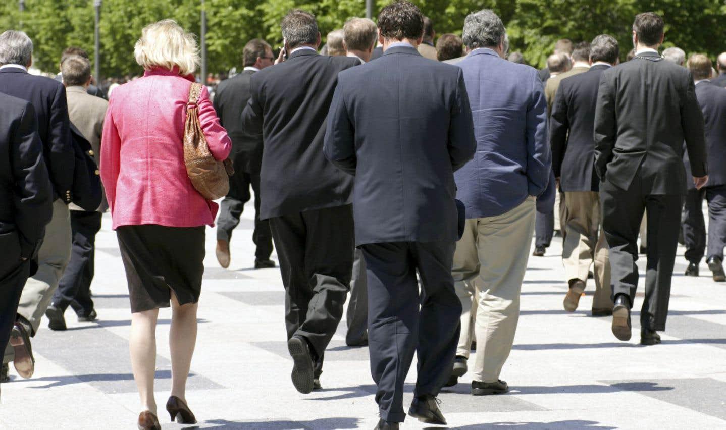 Les femmes occupent un siège sur cinq au Canada