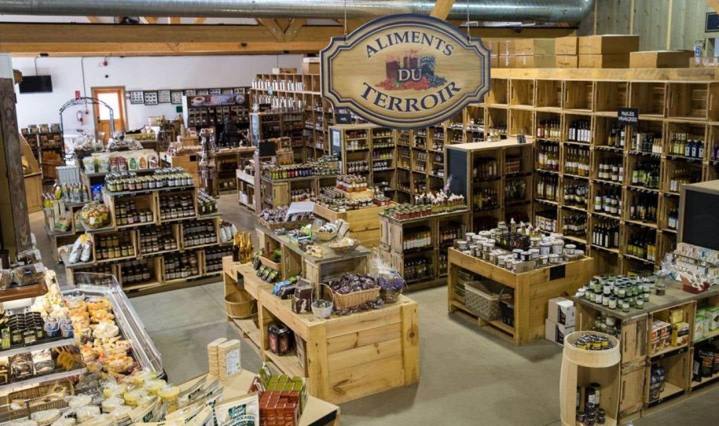 Le projet de loi autorisant la vente de vins québécois sur les tablettes des quelque 8000 épiceries du Québec a été déposé.