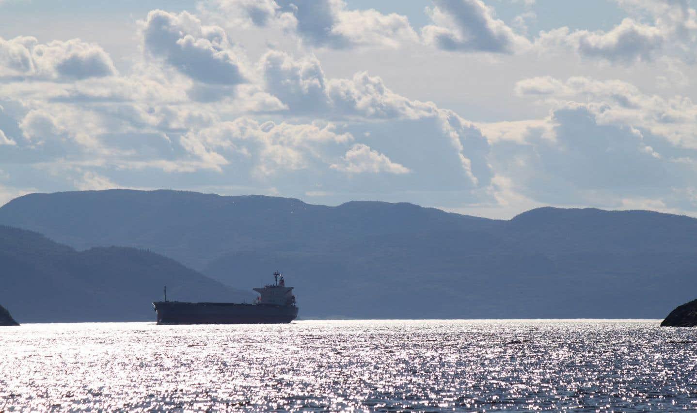 Québec autorise un projet minier  sans évaluer le port qui sera construit